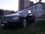 Mercedes-Benz - CLK-класс